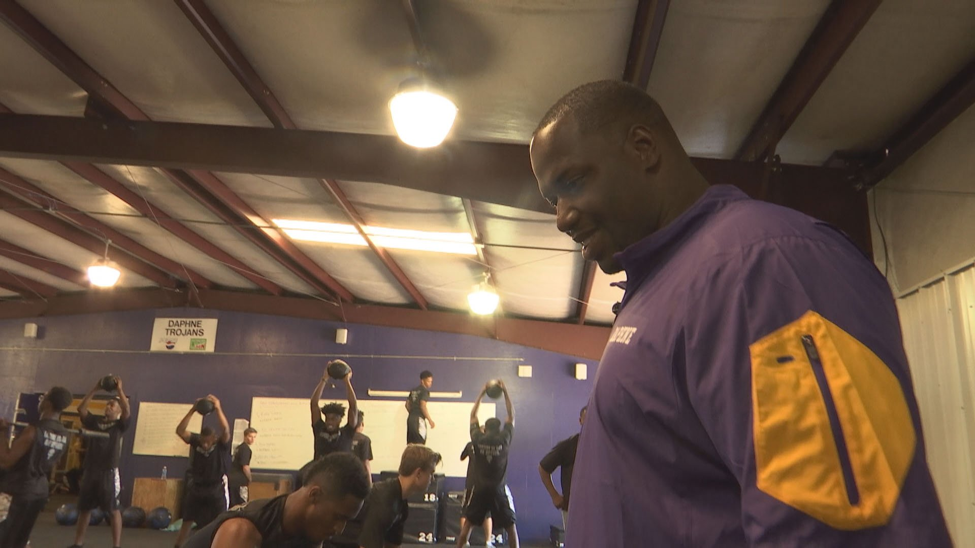 Kenny King coaching era begins, names DC candidate - CBS46 News
