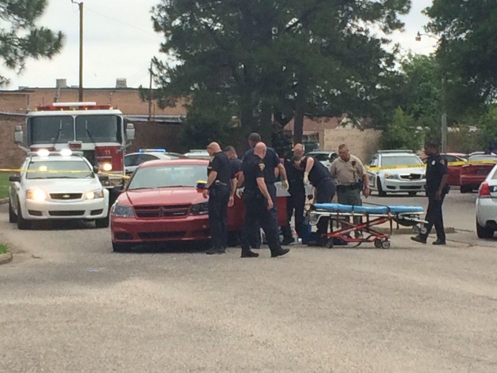 Man Shot Chest Michigan Avenue Critical