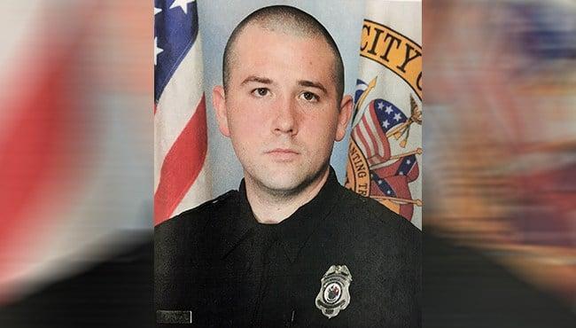 MPD Officer Harold Hurst (Source: MPD)