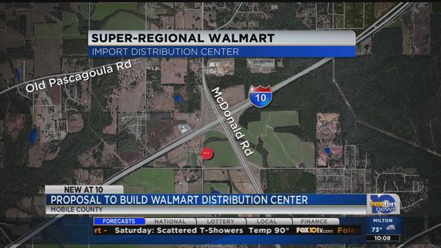 $2.3 million in county incentives to Walmart - FOX Carolina 21