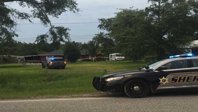 UPDATE: 2 people shot in Bucks; suspect in custody - CBS46 ...