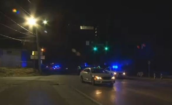 Five people were shot at Roger Williams Housing Complex, police say. (FOX10 News)