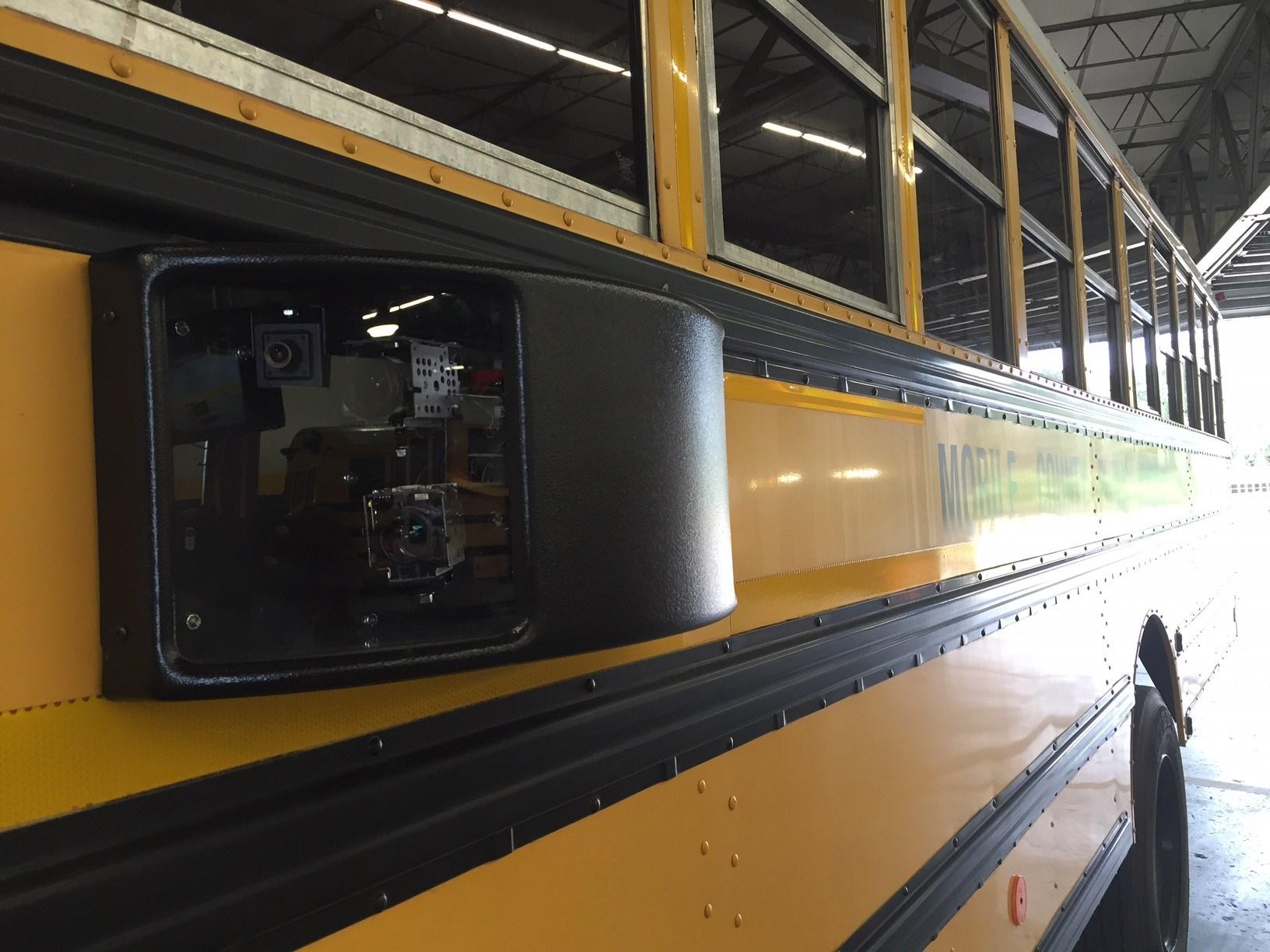 This week designated as National School Bus Safety Week
