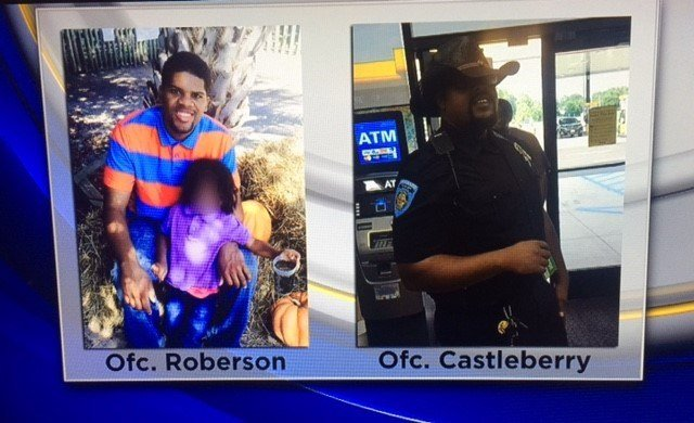 Prichard Police Officer Roberson and Officer Castleberry also have a long road to recovery ahead after the accident.