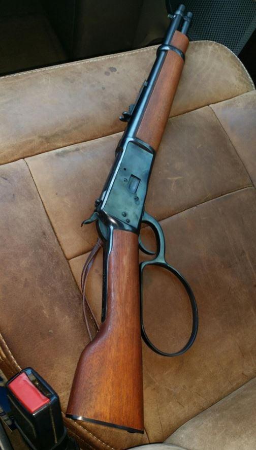 Matt Evans says his firearms were stolen (Photo: Matt Evans)