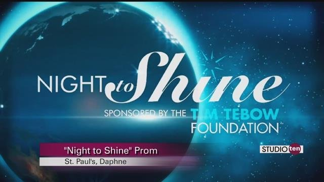 Buddies help make church prom a success