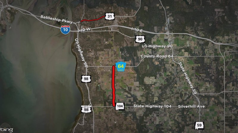 Bid dates set for Baldwin County Highway projects - Western