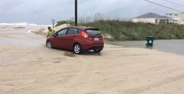 Tropical storm Cindy threatens millions along the Gulf Coast