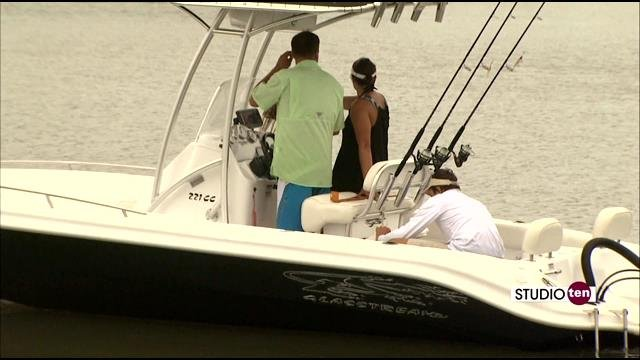 Fishermen on the Gulf Coast. (FOX10 News)