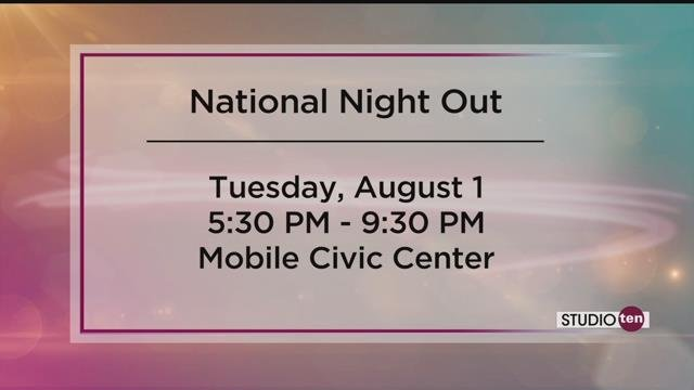 Parkersburg's second Night Out event slated for Tuesday