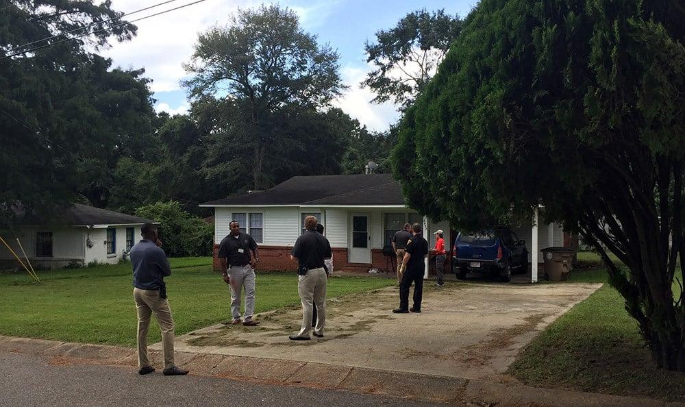 Daycare worker under arrest in Mobile, Alabama
