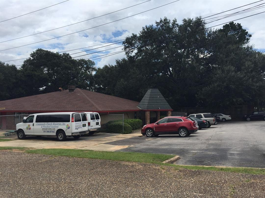 Daycare worker under arrest in Mobile, Alabama