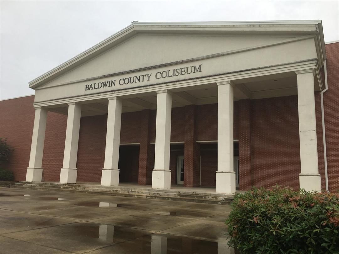 Baldwin County Coliseum (Photo: Matt Barrentine, FOX10 News)