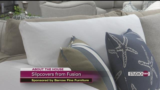 See The New Fusion Slipcovers At Barrow Fine Furniture   FOX10 News | WALA