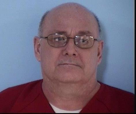 James Farrell Davis, Jr., 58, of Bruce has been sentenced to life in prison after shooting his neighbor over an altercation over dogs he claimed were missing from his home.  Photo: Walton County Sheriff's Office.