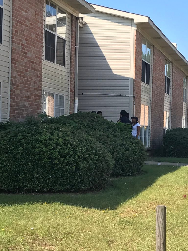 Police are on the scene of a shooting involving a 3-year-old. Photo: MPD