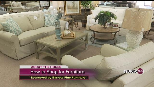Know What To Look For When Shopping For Furniture With Barrow Fine Furniture