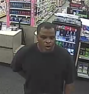 MPD needs the public's help identifying the robbery suspect and vehicle. Photo: MPD