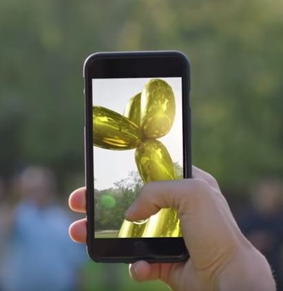 Snapchat to Launch Augmented Reality Art Platform Tomorrow