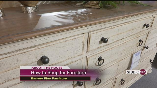 Continued Series: Know What To Look For When Shopping For Furniture With Barrow  Fine Furniture