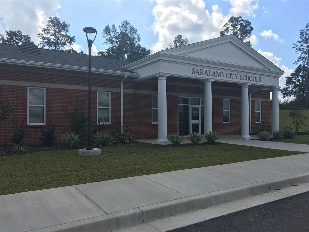 Saraland superintendent says security at high school will be heightened Thursday, Oct. 12th (Photo: Asha Staples, Reporter)