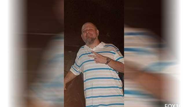"""Investigators are searching for Michael Wayne Cooley, 40, described as a white male, 5'11"""", 135lbs, brown eyes, medium build and partial baldness.Photo: Mobile Fire-Rescue"""