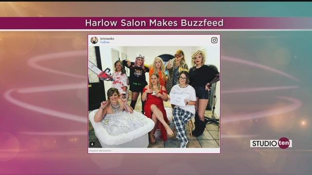 Local Salon Makes Buzzfeed with Halloween Costumes - FOX10 News | WALA