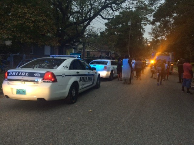 Homicide Scene on Eoline Street (Photo: FOX10 News)
