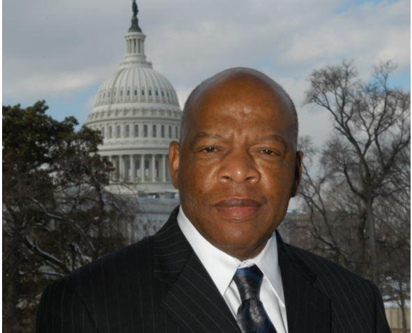 Rep. John Lewis (Photo: johnlewis.house.gov)