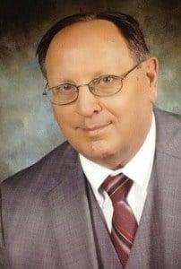 Dr. David E. Gonnella, Pastor of Magnolia Springs Baptist Church in Theodore, Al./ Courtesy: Magnolia Springs Baptist Church