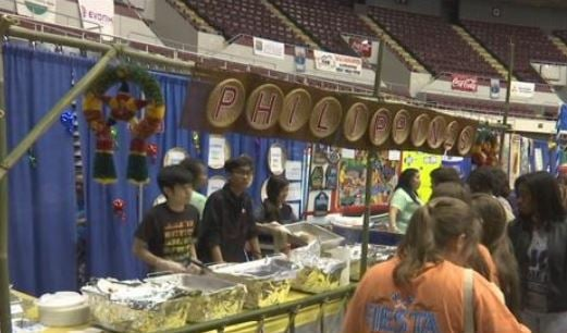 Sample cultures from around the world at the Mobile International Festival. (FOX10 News)