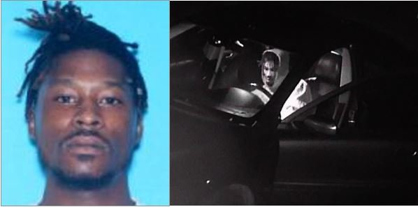 Frank Lee McCall III charged with vehicle burglaries (Photos: Baldwin County Sheriff's Office)