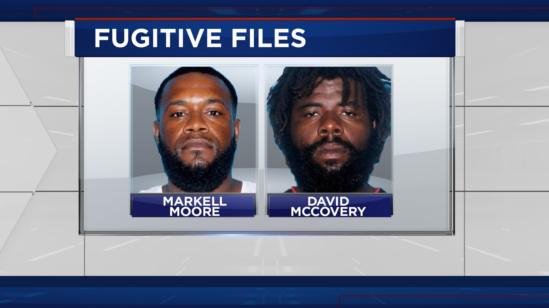 FOX10 News Fugitive Files suspects (Graphic: FOX10)