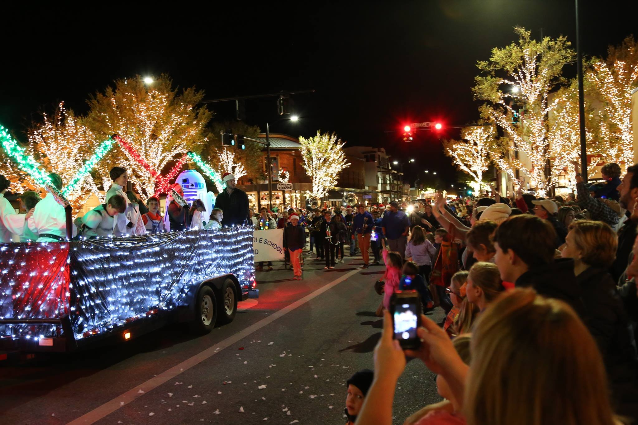 Fairhope Christmas Parade / Courtesy: City of Fairhope