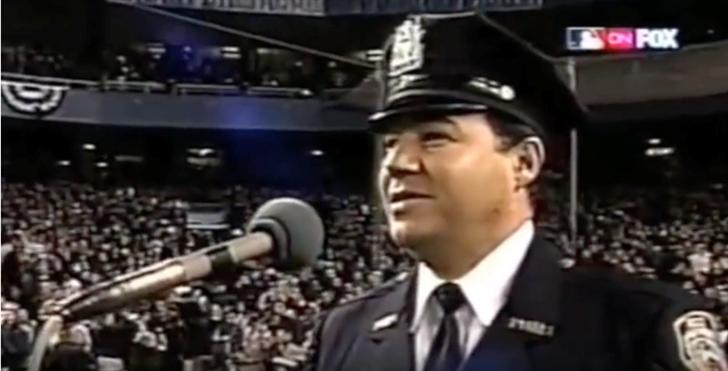 Former NYPD Officer Daniel Rodriquez (Image: FOX)