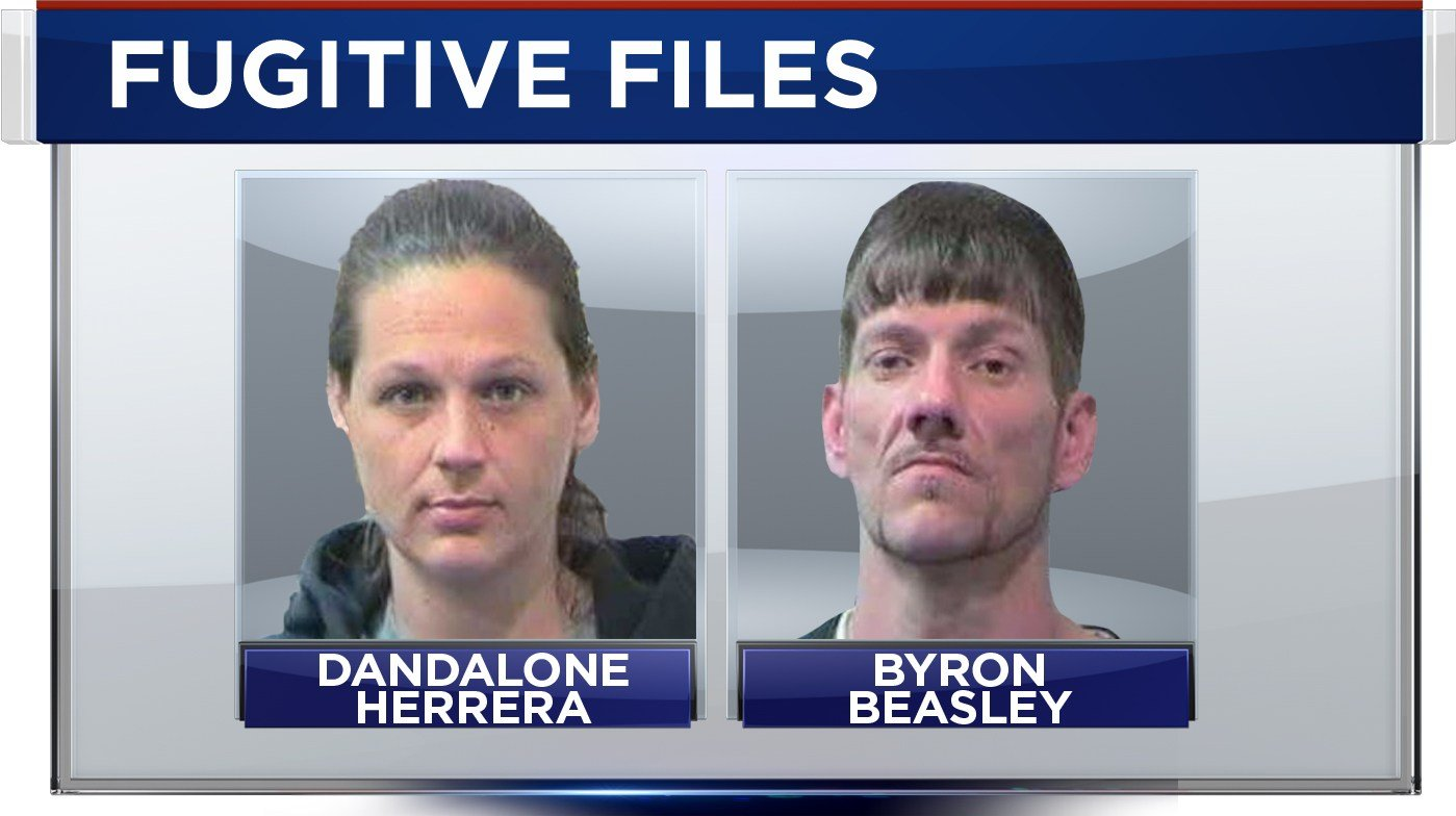 This week's FOX10 News Fugitive Files suspects. (FOX10 graphic)