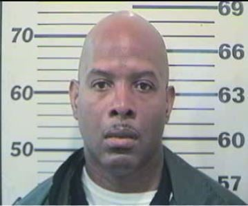 Derrick Penn (Mobile County Metro Jail)