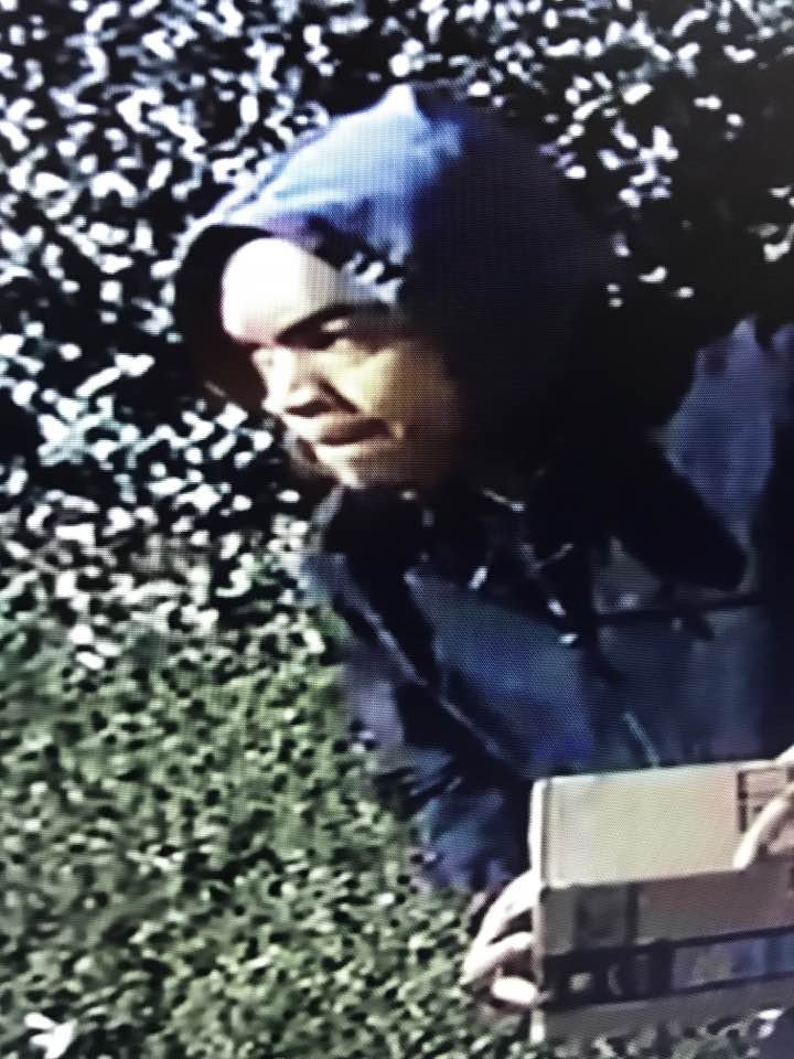 This is the man several homeowners claim is responsible for stealing packages from doorsteps.