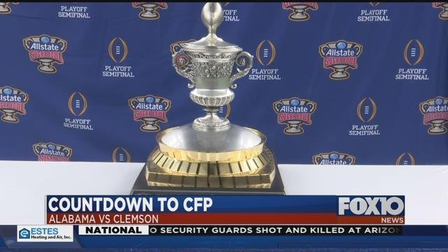 Alabama beats Clemson in Sugar Bowl, will face UGA in national championship
