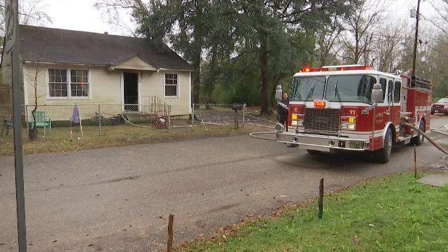 Bible Alabama Home Fire
