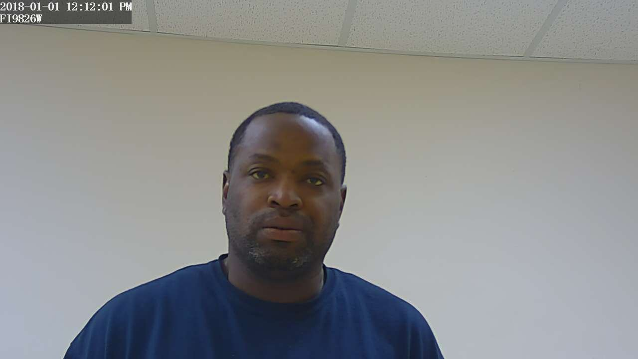 40-year-old Willie Campbell was arrested at his residence and has been charged with aggravated assault and manslaughter. Photo: Gautier Police Department.