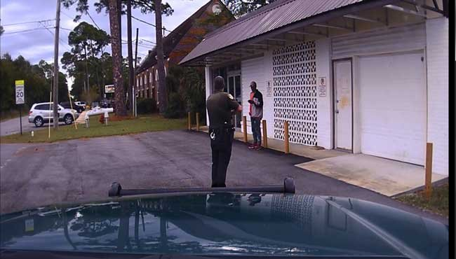 Three Escambia County Sheriff's deputies have been cleared of any wrongdoing in an October, 2017 shootout with a robbery suspect. Photo: Hal Scheurich, FOX10 News