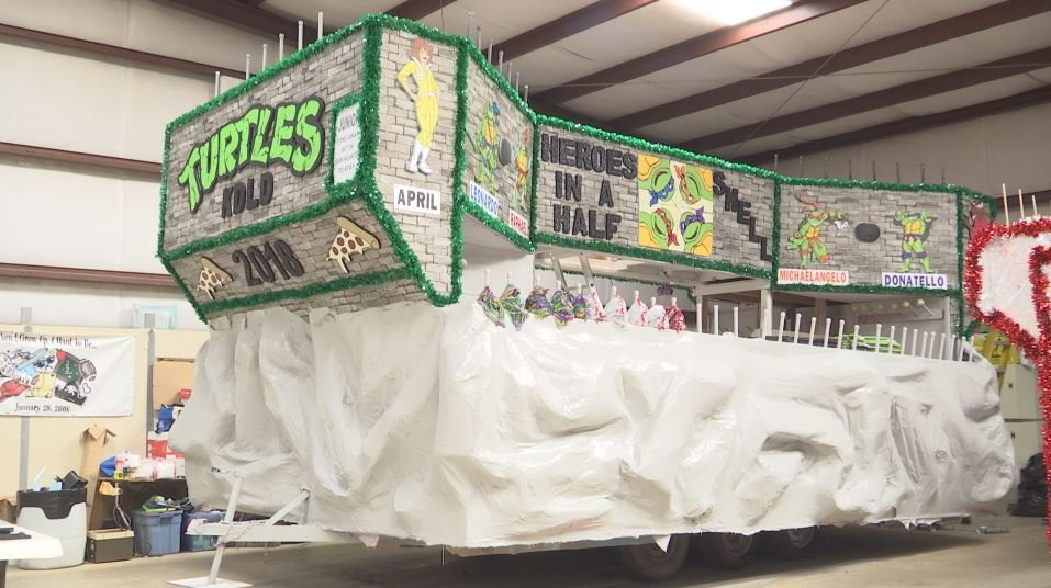 The Krewe De La Dauphine is set to roll on Dauphin Island Saturday, January 10th, 2018 (Photo: Asha Staples, Reporter)