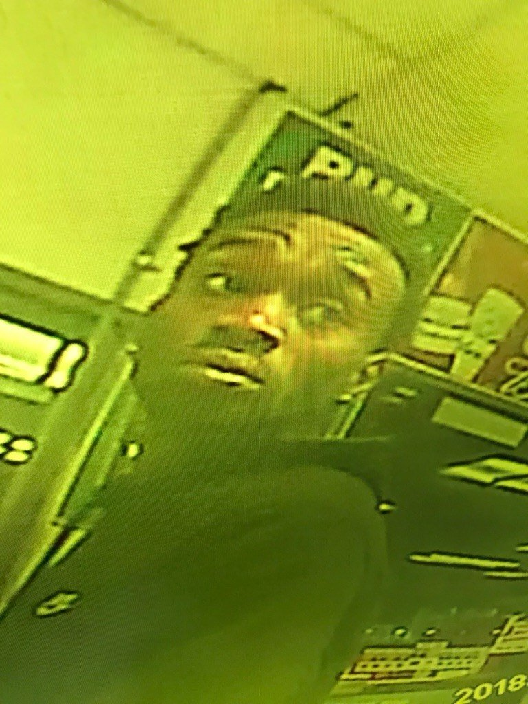 Man wanted for using stolen credit cards (Mobile Police Dept.)