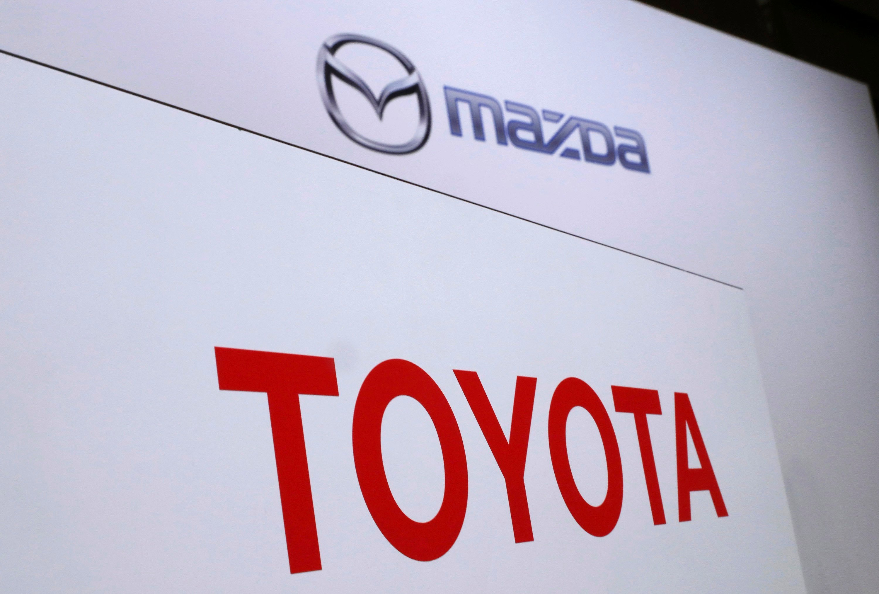 Toyota and Mazda have picked Alabama as the site of a new $1.6 billion joint-venture auto manufacturing plant, a person briefed on the decision said Tuesday, Jan. 9, 2018. (AP Photo/Eugene Hoshiko, File)