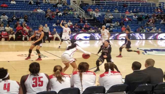 South Alabama women's basketball