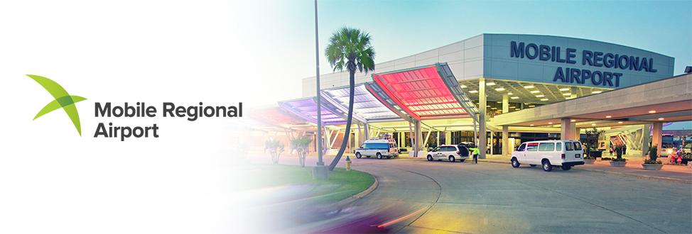 Mobile Regional Airport. Photo: Mobile Regional Airport LinkedIn