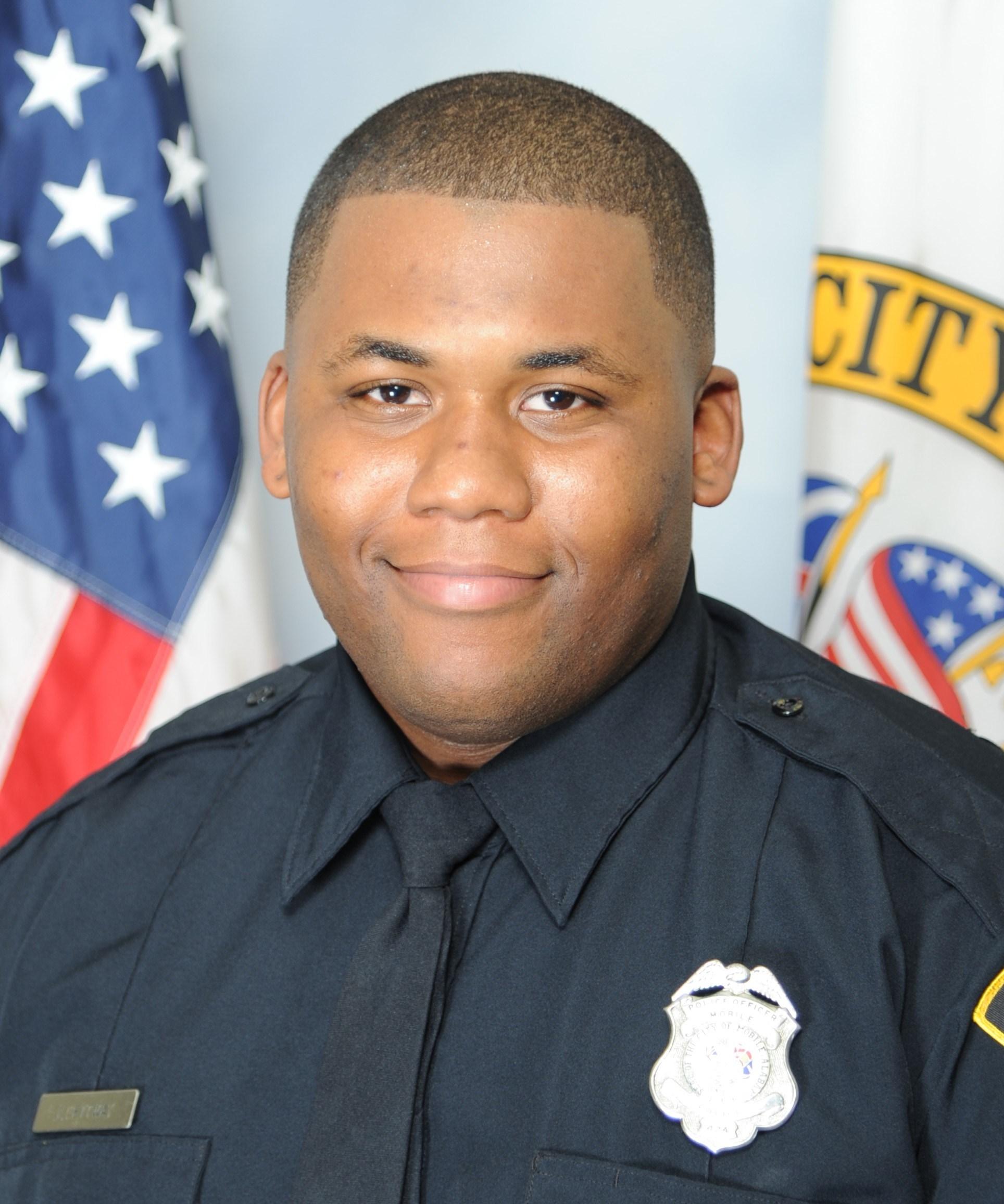 Officer Jamal Pettway (MPD)