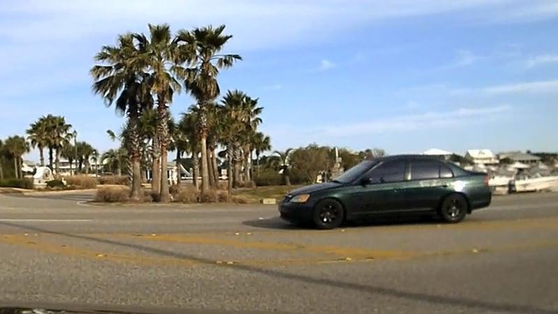 Police driver strikes orange beach police vehicle then for Honda world orange county