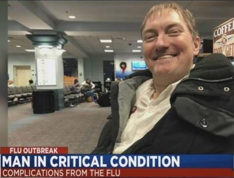 Wes Byrne, 44, is in critical condition at Springhill Medical Center. (Photo: Byrne family)